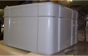 Conteneur polyester - Application contact