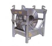 Conteneur pour charges lourdes - Feuillard d'acier, coils, bandes métalliques