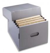 Conteneur pour dossiers suspendus 100% recyclable - Extendos