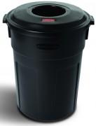 Conteneur rubbermaid plastique - Capacité (L) : 121.1