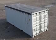 Conteneur toit ouvert - Toit modulable - Open top