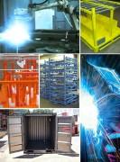 Conteneurs industriels spéciques - En aluminium, en inox ou en acier, en petites ou grandes séries