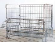 Conteneurs repliables en fil d'acier - Capacité de charge : 1000 kg