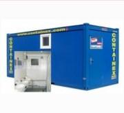 Conteneurs sanitaires de chantier - Dimensions disponibles : 10 - 16 et 20'