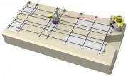 Contrôle de géométrie des machines - Détecteur à grande capacité de mesure - Mesure à longue portée