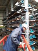 Contrôle qualité système stockage - 3 degrés d'urgence selon les règles de l'art en vigueur