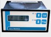 Contrôleur de résistivité à deux voies de mesures - Testeur pour traitement des eaux et des surface RES-2V