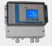 Contrôleur de résistivité et de conductivité à deux voies de mesure - Testeur pour traitement et Surveillance des eaux déminéralisée DATA RC 2V