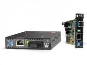 Convertisseur de média Gigabit Ethernet - Taille des trames Ethernet : > 9000 octets