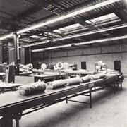 Convoyage industriel - Charges mi-lourdes - Largeur courroie de 300 à 800 mm