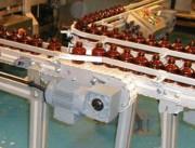 Convoyeur à bande charges légères - Largeur (mm) : 44 - 63 - 83