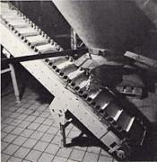 Convoyeur à bande industriel Largeur courroie 300 à 800 mm - Largeur courroie de 300 à 800 mm