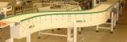 Convoyeur modulaire à bande -  147 à 990 mm de largeur, et dimensions spéciales sur demande