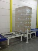 Convoyeur à chaînes 2 tonnes - CCM