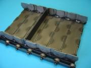 Convoyeur à pièces métalliques - Évacuation de copeaux et pièces métalliques