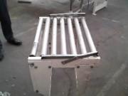 Convoyeur à rouleaux libres en acier - Rouleaux en acier