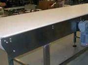 Convoyeur à tapis inox - Large gamme de dimensions