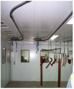Convoyeur aérien à corde sur trolley simple - Convoyeur à corde-15kg sur trolley simple-30kg sur barre d'attelage