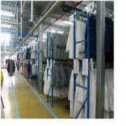 Convoyeur aérien mécanisé - Convoyeur à chaîne-plusieurs types de secteurs(automobile, agroalimentatire...)-charge maximum 500kg-charges légères 10kg à 200kg