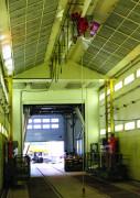 Convoyeur aérien monorail 5000 Kg - Capacité de charges jusqu'à 5000 kg voire au-delà