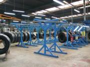 Convoyeur aérien pour automobiles - Manutention aérienne pour équipementier