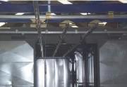 Convoyeur aérien pour charges lourdes - Système manuel ou gravitaire