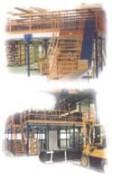 Convoyeur Aériens en acier inoxydable - Modulovens