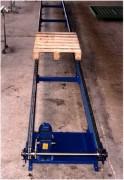 Convoyeur bi-chaînes acier - 2 ou 3 chaînes parallèles