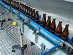 Convoyeur de bouteilles - Manutention continue