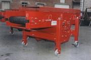 Convoyeur de forge à motorisation ventrale inclinable - Motorisation ventrale inclinable