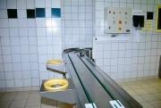 Convoyeur de vaisselle à cordes - Agréé NF Hygiène Alimentaire