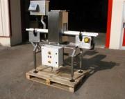 Convoyeur détecteur particules métalliques - Motoréducteur Triphasé (230/400 Volts) ou Monophasé (230 Volts)