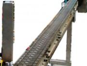 Convoyeur élévateur à bouteilles - Largeur : 82,5 mm / 114 mm