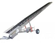 Convoyeur élévateur sauterelle - Longueur : De 6 à 30 m