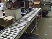 Convoyeur motorisé 5000 x 400 mm - Dimensions (L x l): 5000 x 400 mm