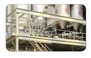 Convoyeur pneumatique de poudre - Utilisé dans la production pharmaceutique alimentaire et chimique