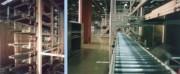 Convoyeur pour charges légères - Système d'acheminement de colis  jusqu'à 80 kg/mètre
