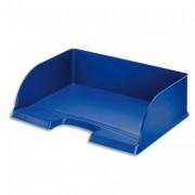 Corbeille à courrier à l'Italienne Jumbo Bleu 36,3x27,3x10,3 cm  Plus - Leitz