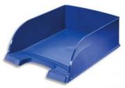Corbeille à courrier Jumbo Plus de, coloris bleu - Leitz