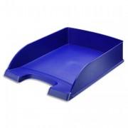 Corbeille à courrier Plus de, coloris bleu - Leitz