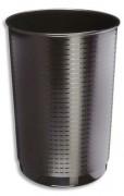 Corbeille à papier Maxi-133 40 litres noir - CEP