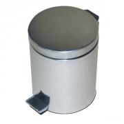 Corbeille à pédale - Capacité : 5 L