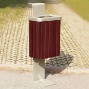 Corbeille design moderne et élancé 50 Litres - Capacité (L) : 50