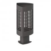 Corbeille en acier perforé - Capacité L: 50