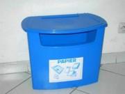 Corbeille papier sélective - Corbeille papier