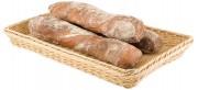Corbeille rotin polypro GN 1/1 - Hauteur: 6,5 cm ou 10 cm