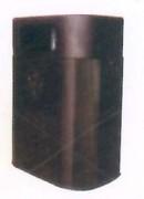 Corbeille urbaine en fonte profondeur 400 cm - Corbeille GM - Réf 126200