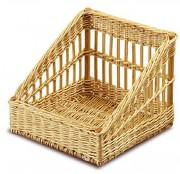 Corbeilles à pain osier - Dimensions (cm) : 62 x 50 x 15 x 40