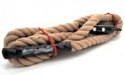 Corde à grimper en chanvre - Longueurs : 6m - 4.8m - 3.3m