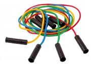 Corde à sauter plastique - Eveil : Accompagner les enfants à la découverte des sens